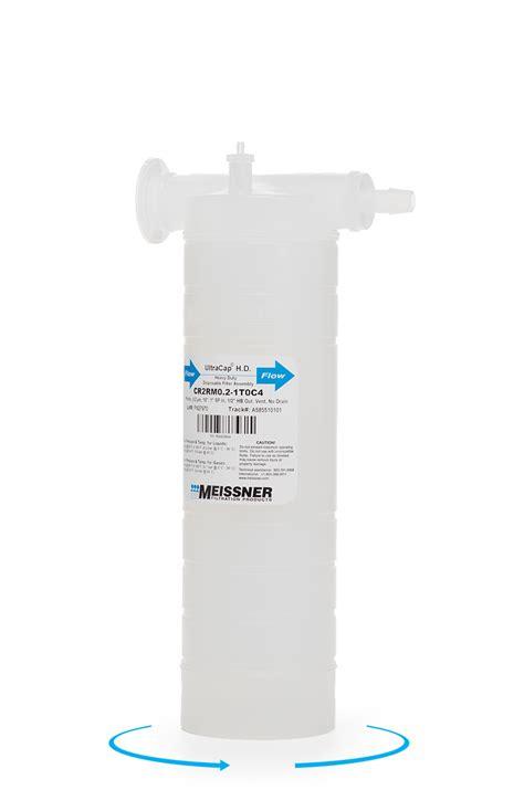 Filter Capsul ultracap 174 h d capsule filter single use sterile filtration system biopharmaceutical filter