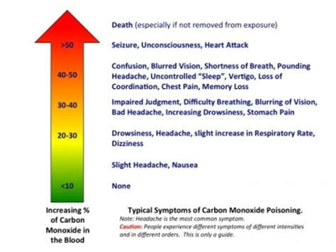 Safest Way To Detox After Poison Injestion by Carbon Monoxide Poisoning Skybrary Aviation Safety
