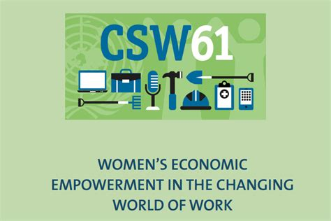 the economy economics for a changing world books the 61st commission on the status of women s