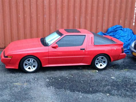 Chrysler Starion by 1988 Conquest Starion Tsi Classic Chrysler Conquest
