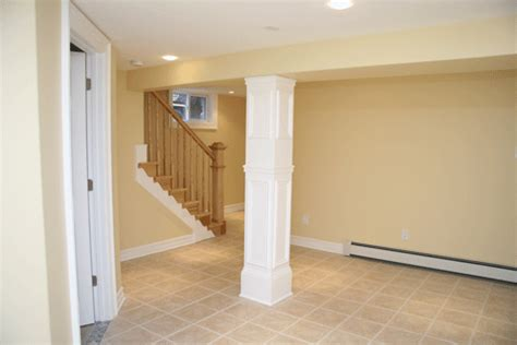basement telepost covers basement columns carpentry contractor talk