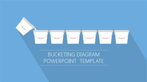 Bucket Diagram Powerpoint Templates Slidemodel A Template In Powerpoint