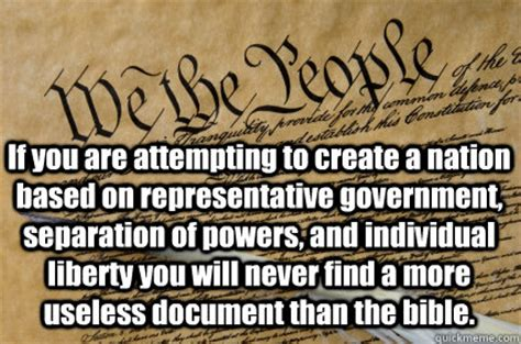 on government there is nothing more useless than doing constitution memes quickmeme
