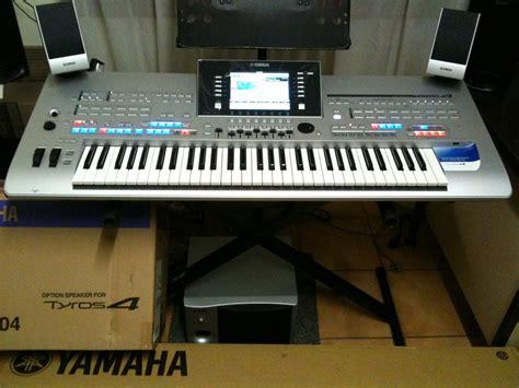 Keyboard Yamaha Tyros 4 Yamaha Tyros 4 Image 165870 Audiofanzine