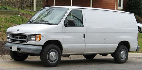 how do cars engines work 2000 ford econoline e150 engine control blog post a short history of the modern van car talk