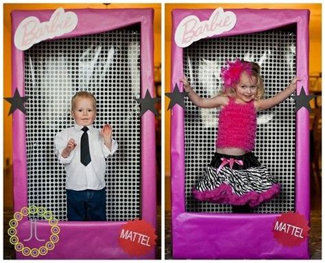 barbie photo booth layout 17 best images about lola s barbie birthday on pinterest