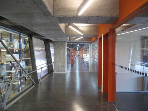 Tuzla warehouse offices building in istanbul e architect