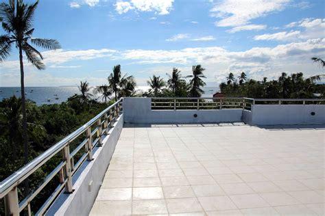 bohol south beach hotel rooftop