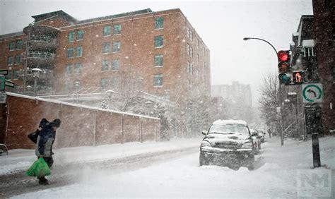 fotos montreal invierno invierno canadiense alerta por fr 237 o extremo en quebec