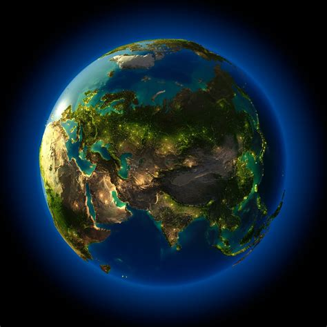 view map earth impossibly detailed views of earth from space at an