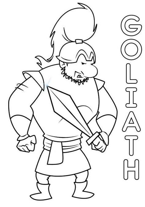 david and goliath coloring pages for toddlers david goliath printable coloring pages