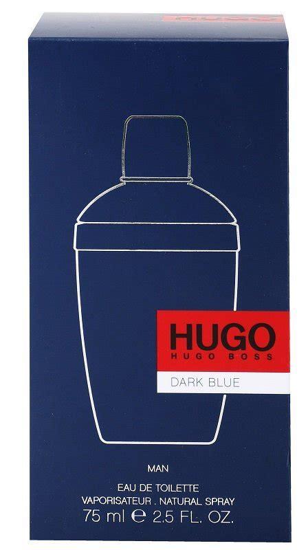 Parfum Hugo Blue hugo hugo blue eau de toilette duftbeschreibung