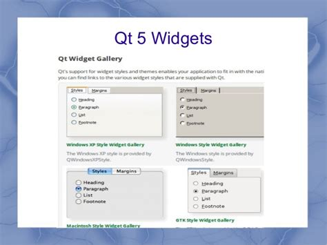 qt5 form layout qt 5 c and widgets