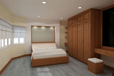 Bedroom Cool Brown Wooden Rectangular Wardrobe And White Rectangular Bedroom Design Ideas