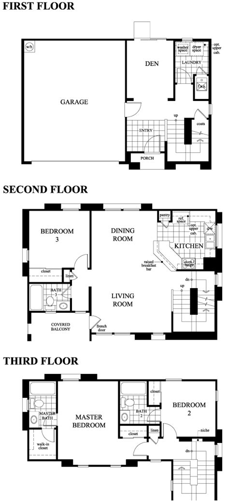 kb homes floor plans archive kb homes floor plans archive