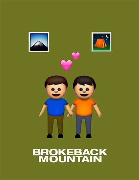 film con gli emoji le locandine dei film rifatte con le emoji sono una figata