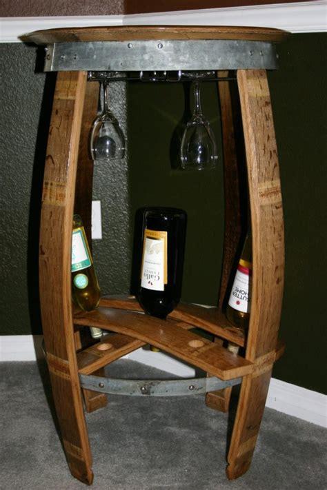 incredible handmade barrel furniture designs youll