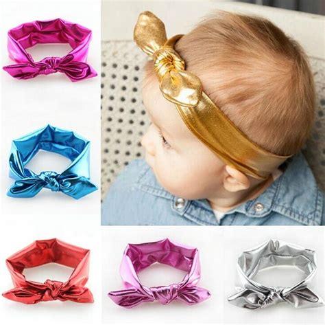 aliexpress buy baby infant turban rabbit ears new 2015 baby toddler stretch ear turban rabbit knot