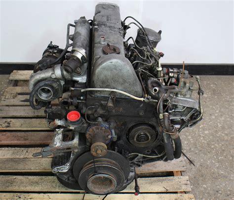 mercedes engine om617 951 mercedes turbo diesel complete engine block