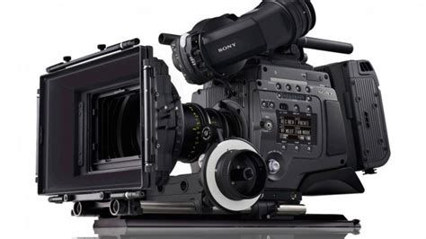 Kamera Sony Frame sony adds frame and anamorphic support to cinealta