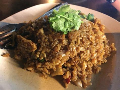 membuat nasi goreng  enak mudah  sederhana