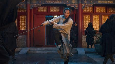 Hs Donnie Yen wallpaper crouching tiger sword of destiny