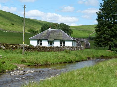 The Cottage Jamestown by Glendinning Farm Cottages Jamestown Cottage Visitscotland