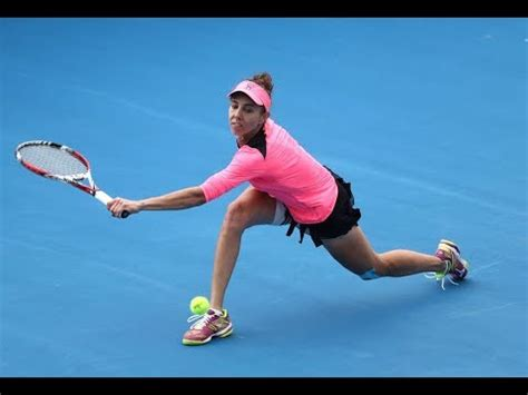Mihaela Buzarnescu Wta 2018 Hobart International Of The Day
