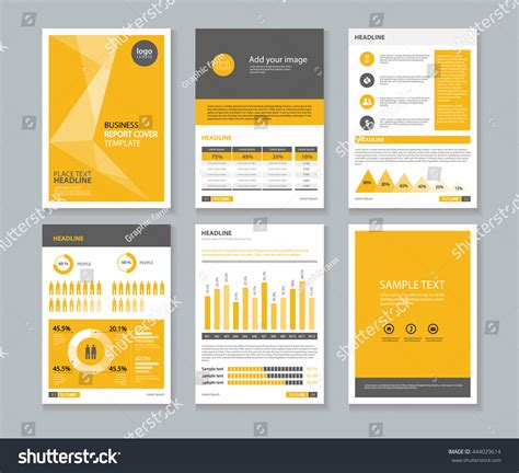 gulf design concept company profile yellow page business company profile annual stock vector