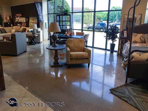 Furniture Stores Shreveport La by Furniture Polished Concrete Floors
