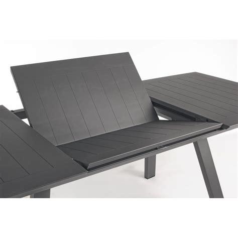 tavolo bizzotto tavolo da esterno in alluminio allungabile klayton di