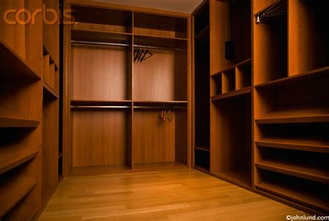 Empty Closet by High End Upscale Walk In Closet With Built In Wooden