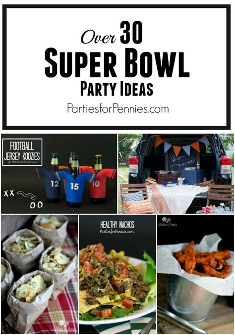 super bowl party bing images