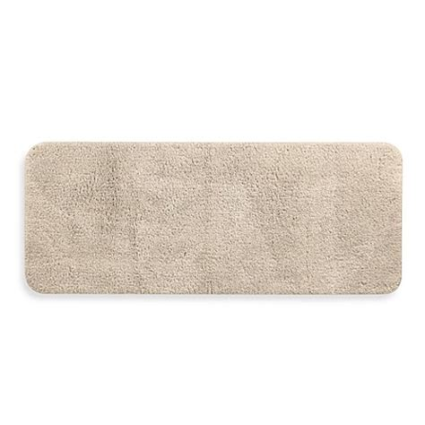 24 X 60 Bath Rug Buy Wamsutta 174 Soft 24 Inch X 60 Inch Bath Rug In Canvas From Bed Bath Beyond