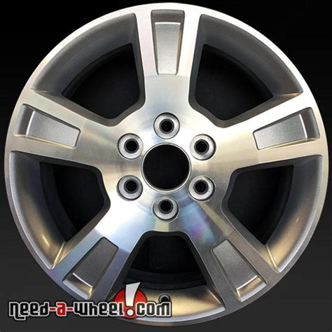 gmc acadia rims for sale 2007 gmc acadia wheels for sale 18 quot machined rims 5281