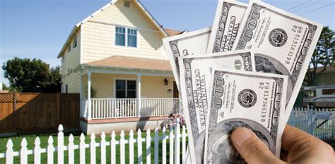 buying a house down payment financially fit again