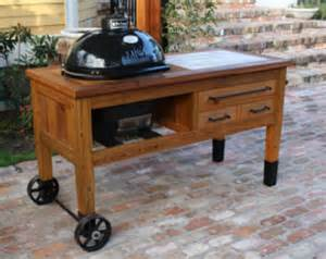 tisch kugelgrill grill table etsy