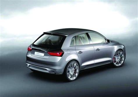 dimensioni audi a1 5 porte auto novita nuova audi a1 5 porte 2011
