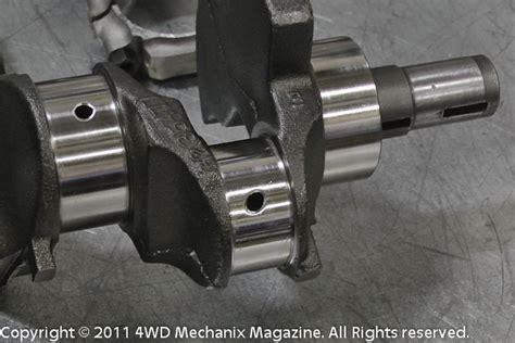 Jeep Stroker Crankshaft Moses Ludel S 4wd Mechanix Magazine Hd Jeep 4 6l