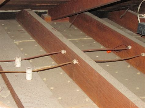 Knob And Wiring Insulation by Insulation Frayed Or Damaged On Electrical Wiring Buyers Ask