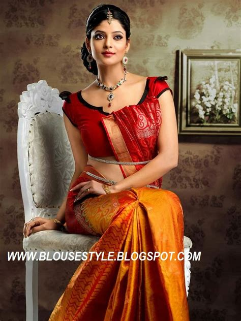 Different Is Beautiful Blouse Models Of Blouse Designs Different Types For Front And
