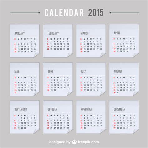 open design kalender 2015 2015 kalender vektor download der kostenlosen vektor