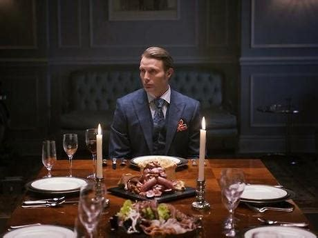 the fannibal dinner cooking like hannibal lecter - Hannibal Lecter Dinner