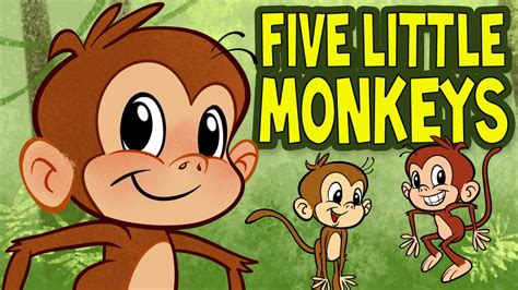 monkey swing song monkeys swinging in a tree song five little monkeys song