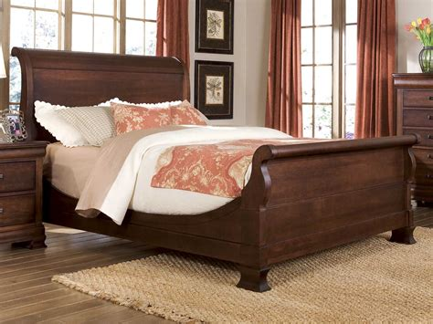 durham furniture manhattan sleigh bedroom set durham furniture vineyard creek king master sleigh bed in