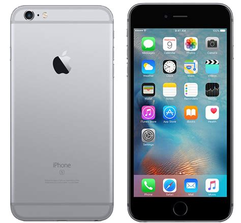 Iphone 6s 16gb Space Grey Garansi Platinum 1 Tahun mobile phones apple iphone 6s 16gb space gray