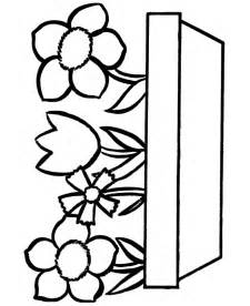 flower pot coloring page coloring pages of flower pots clipart best
