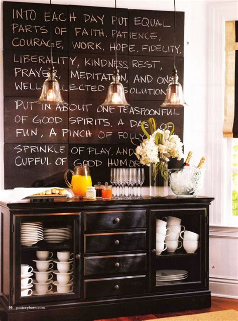 chalkboard ideas for kitchen 20 creative chalkboard writing ideas