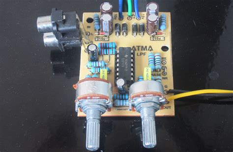 Power Lifier Kit Untuk Subwoofer 6 8 10 12 Inch Ready Input Mp3 jual kit subwoofer filter lpf 1 untuk audio rumah
