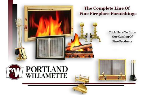 portland willamette shores fireplace bbq